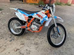 Kayo K1 250 MX, 2018