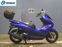 Мотоцикл Honda PCX125 на заказ из Японии без пробега по РФ, 2012