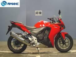 Honda CBR400R, 2013