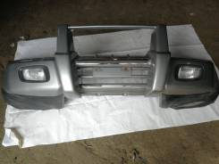 Бампер. Mitsubishi Pajero, V75W 6G74