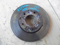 Диск тормозной передний Mazda MPV LWEW LW5W 273 мм