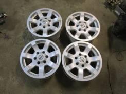 Комплект дисков колесных легкосплавных R17 Nissan Patrlol/Armada