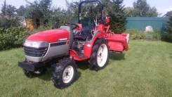 Yanmar F175. Продам мини-трактор Yanmar F185, б. п.2012г, 18 л.с.