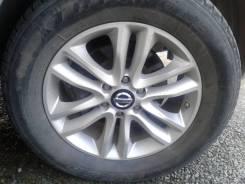 Колпачки для родных дисков Nissan Patrol (Y62) В наличии!