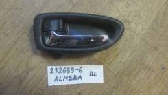 Ручка двери внутренняя передняя левая [80671EX70A] для Nissan Almera III [арт. 232689-6]