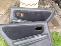 Обшивка двери. Toyota Mark II, GX100, JZX100 Toyota Chaser, GX100, JZX100 1GFE, 1JZGE, 1JZGTE