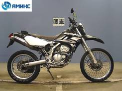 Мотоцикл Kawasaki KLX250-2, 2008