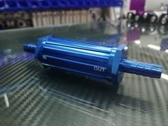 Топливный фильтр проточный под шланг 8мм