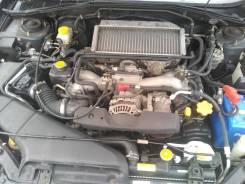 СВАП Двигатель EJ205 Subaru Impreza WRX STI GDA AT сингл-скролл ++