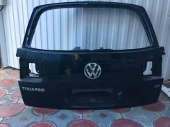 Дверь багажника. Volkswagen Touareg, 7L6, 7L7, 7LA AXQ, AYH, AZZ, BAA, BAC, BAR, BHK, BHL, BHX, BJN, BKJ, BKS, BLE, BLK, BMV, BMX, BPD, BPE, BRJ, BWF...