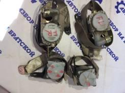 Ремень безопасности. Toyota Allex, NZE121, NZE124, ZZE123 Toyota Corolla Fielder, CE121, NZE120, NZE121, NZE124, ZZE122, ZZE123, ZZE124, CE121G, NZE12...