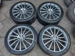 "AMG Mercedes =W221=W222= R20 шины 255/40/20-285*30/20. 8.5/9.5x20"" 5x112.00 ET38/38 ЦО 66,6мм. Под заказ"
