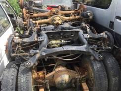 Ходовая часть. Toyota Mark II, JZX110 1JZGTE