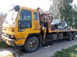 Isuzu. Продам грузовик с манипулятором Тадано, 8 000куб. см., 12 000кг., 6x2