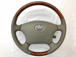 Руль. Toyota: Alphard Hybrid, Camry, Estima Hybrid, Land Cruiser Prado, 4Runner, Highlander, Estima, Alphard, Avensis Verso, GX470, Hilux / 4Runner, H...