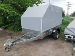 Прицеп ССТ-06 Супер для квадроцикла кузов 250х150