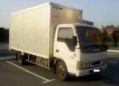 Грузоперевозки, фургон г/п до 3т, будка 16куб. длина кузова 4,3м.