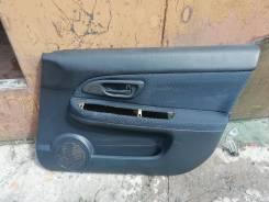 Обшивка двери Subaru impreza GG2 правая передняя