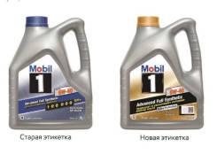 Mobil 1. 5W-40, синтетическое, 4,00л.