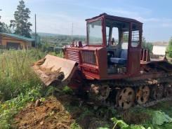 ОТЗ ТДТ-55А. Продаётся трактор трелевочный тдт-55а, 1 500куб. см., 10 000кг., 8 700кг.