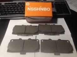 Тормозные колодки PF7463 Nisshinbo Subaru Forester, Legacy