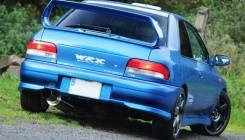 Спойлер Subaru Impreza WRX STI