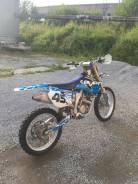 Yamaha YZ 250F, 2007