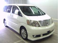 Авторазбор Toyota Alphard