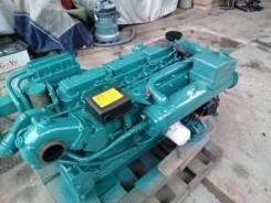 Двигатель Volvo Penta AD41b в идеальном состоянии