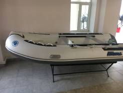 Лодка RIB Stormline 400 стеклопластик
