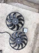 Вентилятор охлаждения радиатора. Nissan Leaf, AZE0, ZE1
