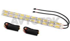Ходовые огни светодиодные Crystal 12V CL-7440