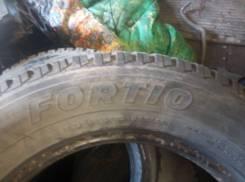 Fortio WN-01. Зимние, шипованные, 40%