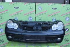 Бампер передний Mercedes C класс (W203)