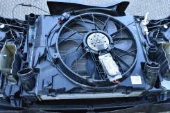 Вентилятор охлаждения радиатора. BMW X1, E84 BMW 1-Series, E81, E82, E87, E88 BMW 3-Series, E90, E91, E92, E93, E90N N47D20, M47D20TU2, N47D20T0