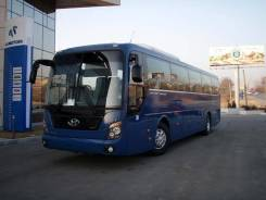 Hyundai Universe, 2011