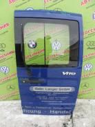 Дверь багажника. Mercedes-Benz Vito, W639 Mercedes-Benz Viano, W639 Mercedes-Benz V-Class, W639 M112E32RED, M112E37, OM646DE22LA, M112E32, M272E35, OM...