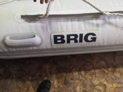 BRIG Baltic B380. длина 3,80м., двигатель подвесной, 20,00л.с., бензин
