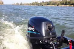 Лодочный мотор для катера SeaNovo 90лс с Электроподъемом