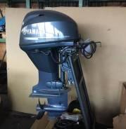Мотор Yamaha 30 4-тактный EFI. Дистанция, электростартер, подъемник