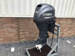 Мотор Yamaha 40 4-тактный. Дистанция, гидроподъем, инжектор
