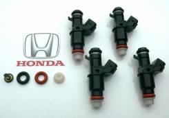 Комплект 4шт, Форсунка/Инжектор Honda 16450-PWA-003 (Оригинал)