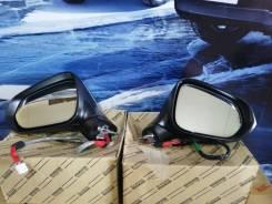 Зеркала серые Lexus RX 4