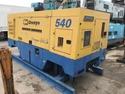 Компрессор воздушный Denyo DIS540HS б/п. 10,5 kg/cm2 / 15,3 м3/min.