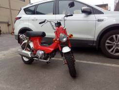 Honda Chaly. 50куб. см., исправен, без птс, без пробега
