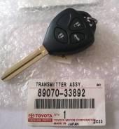 Ключ зажигания, смарт-ключ. Toyota Camry, ACV40, GSV40 2AZFE, 2GRFE
