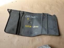 Защита двигателя правая ZRT260