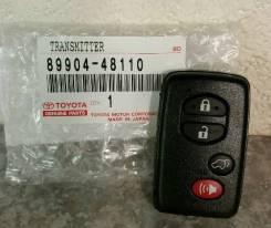 Ключ зажигания, смарт-ключ. Toyota Highlander, GSU40, GSU45, GVU48, MHU48, GSU40L 2GRFE, 2GRFXE, 3MZFE