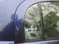 Форточка двери задней правой Opel Astra G