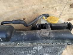 Радиатор охлаждения двигателя. Оригинальный. Турбо. A/T. Subaru Legacy [45111AE002]
